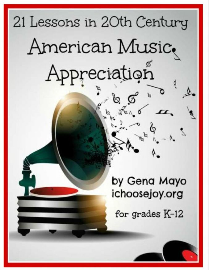 21 Lessons in 20th Century American Music Appreciation cover