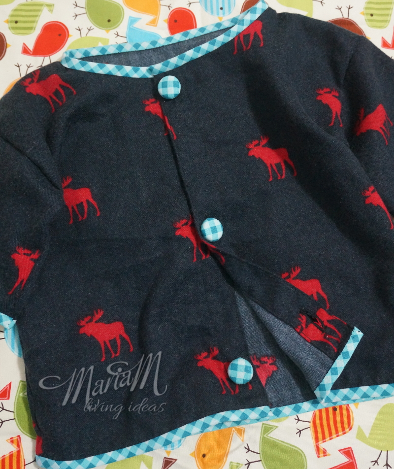 DIY Baby Jacket - The Easiest Methods. You can sew by yourself.