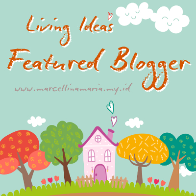 Livingideas feature blogger logo