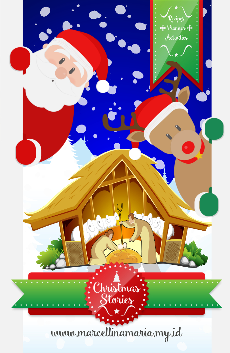 christmas stories recipes activities for children pin