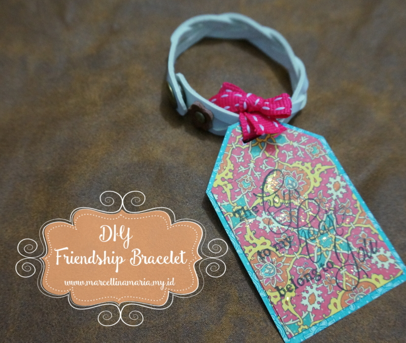 diy friendship bracelet 2