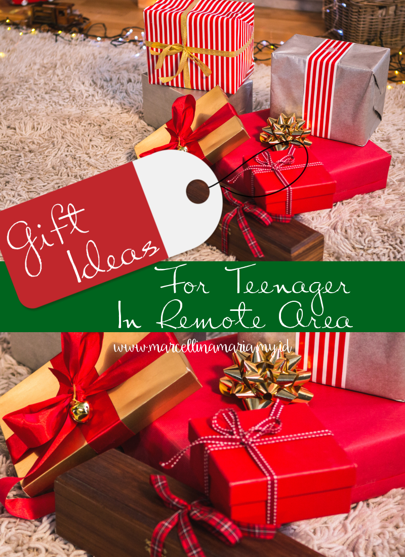 gift guide for teenager in remote area