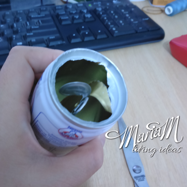 pencil holder leaves diy 2