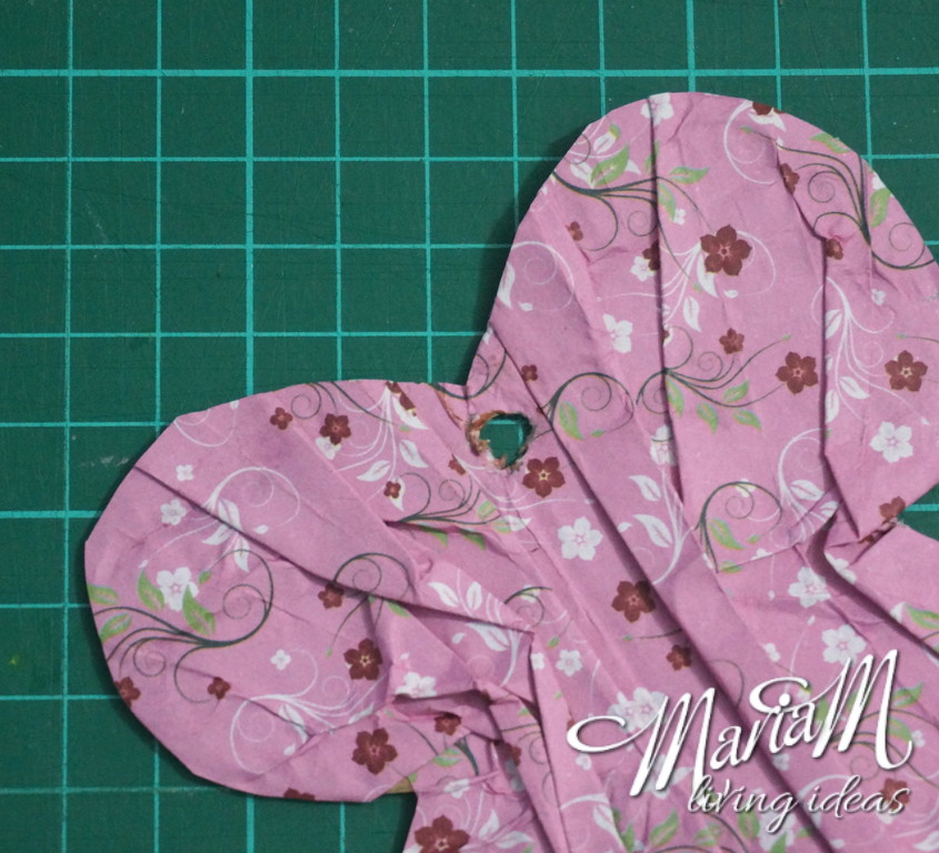 ruffle butterfly bookmark 8