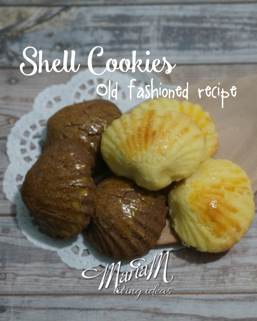 shell cookies old fashioned recipe