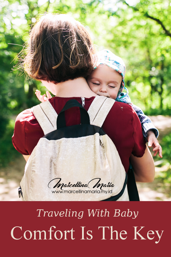 Traveling With Baby: Tips to comfort